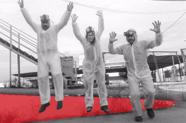 Sofía Tornero, Petrus Borgia y Ramón Pastor inauguran 'La Alfombra Roja' en su espacio expositivo de Cabezo de Torres