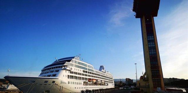 El crucero Sirena