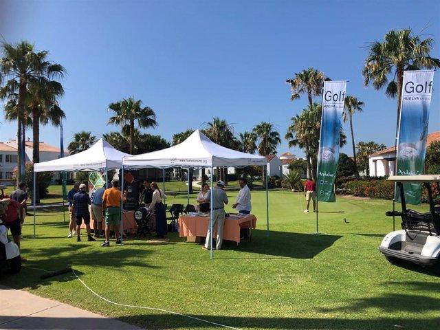 Segundo torneo del Circuito de Golf Huelva la Luz