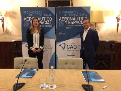 El III Congreso Aeronáutico y Espacial reúne este jueves en Santiago a 200 empresas