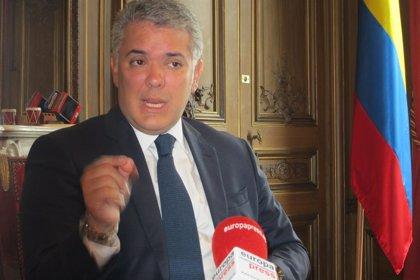 """Duque insiste en que el galeón San José es un patrimonio """"indivisible"""""""