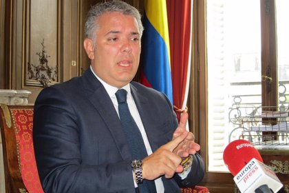 Iván Duque asegura que la solución para Venezuela no es la intervención militar extranjera sino la ruptura del Ejército