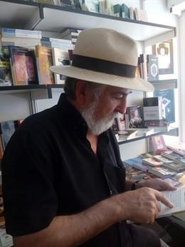 José Siles leerá este lunes poemas de 'La estructura del aire' en los 'Lunes Literarios'