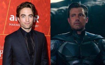 Foto: The Batman: Así sería Robert Pattinson como sucesor de Ben Affleck