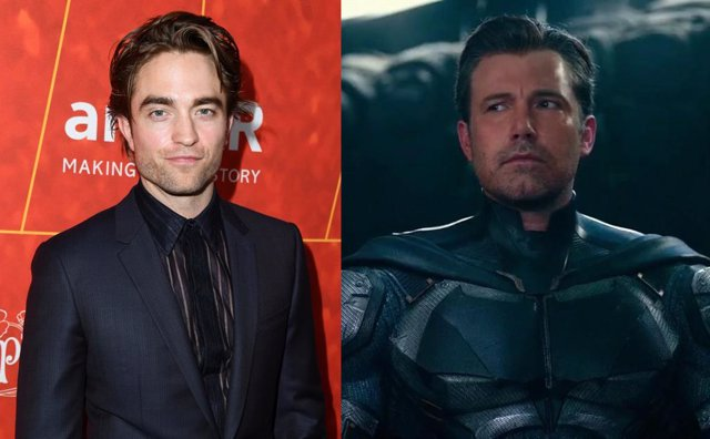 Robert Pattinson y Ben Affleck