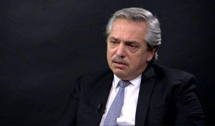 """El candidato a la Presidencia de Argentina Alberto Fernández se define como un """"abanderado del superávit fiscal"""""""