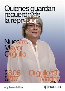Campaña del Orgullo Gay en Madrid