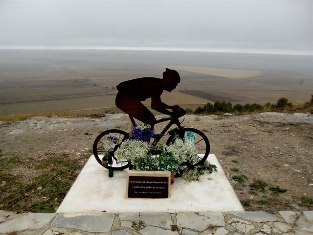 Monumento a Jesús Negro.
