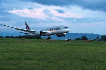 Qatar Airways aterriza por primera vez en Davao, su tercer destino en Filipinas