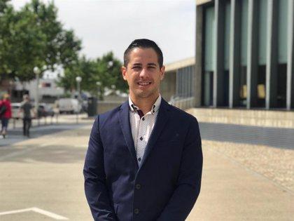 Cristian Royo será el diputado provincial de Ciudadanos en Huesca