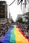 El Orgullo LGTBI toma las calles de Brasil, a pesar de Bolsonaro