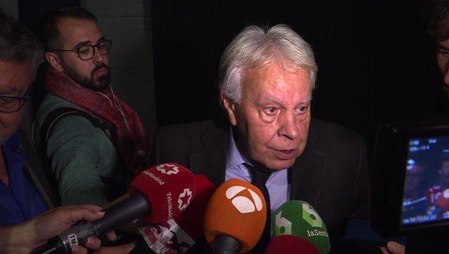 Foro Atlántico en Casa América con Mario Vargas Llosa, Felipe González y Bertín Osborne