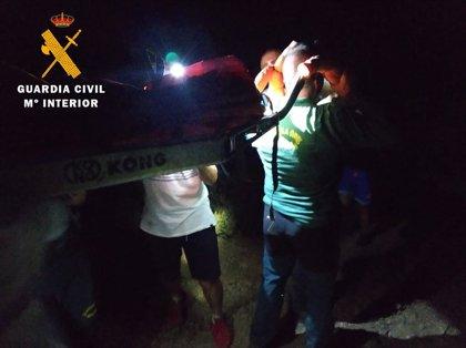 Fallece por una parada cardiorrespiratoria en el castro vettón de Ulaca