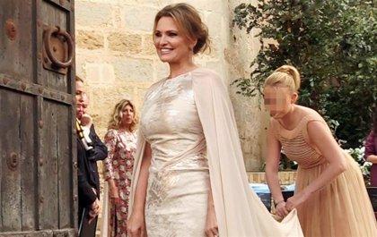 Vídeo: Así fue la boda de Ainhoa Arteta y Matías Urrea