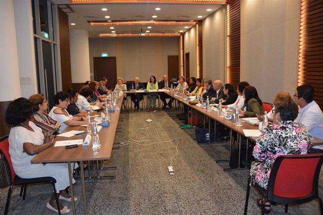 [Badajoz] La Enfermería Iberoamericana Refuerza Su Unidad En La Defensa De Los Intereses De Enfermeras Y Pacientes A Nivel Mundial