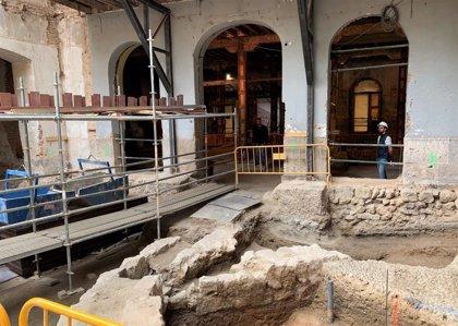 Salen a la luz en Valladolid los restos de la única mezquita mudéjar hallada en España