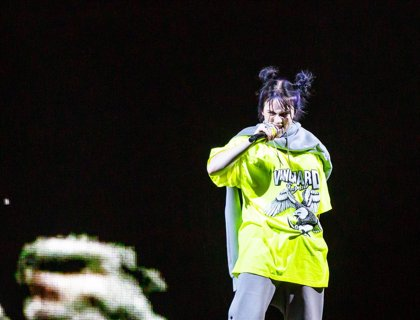 Dave Grohl compara a Billie Eilish con Morrissey