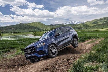 Mercedes-Benz lanza el nuevo GLS, que tendrá una variante con hibridación ligera