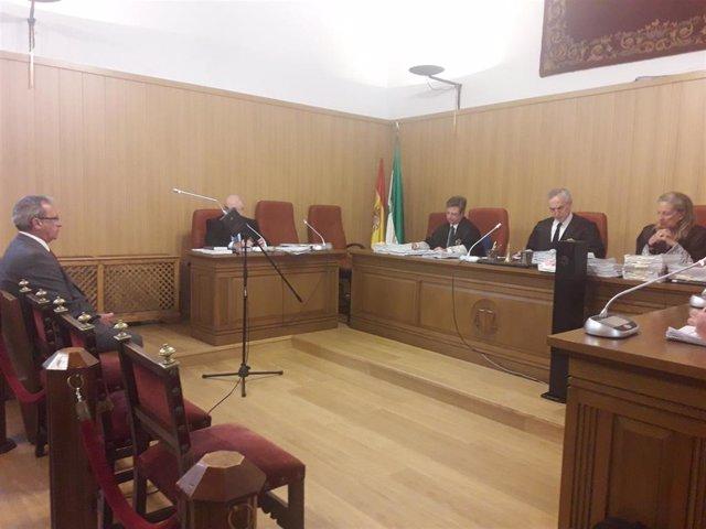 Juicio en Granada contra el coronel acusado de narcotráfico