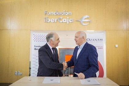 Fundación Ibercaja apoya a Fundación Federico Ozanam para el desarrollo del Programa 'Ibercaja llaves solidarias'
