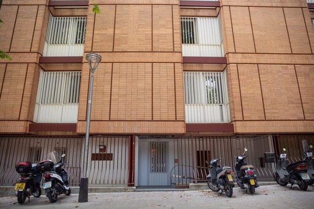 Imagen de recurso del Colegio Mayor Bonaigua después de conocerse el accidente en Costa de Marfil, donde la subdirectora del colegio Canigó ha muerto y diez jóvenes han resultado heridas.
