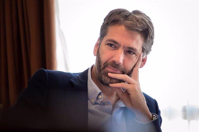 """Juan de Oñate presenta 'El Efecto Peruggia', una novela que narra el robo y la """""""