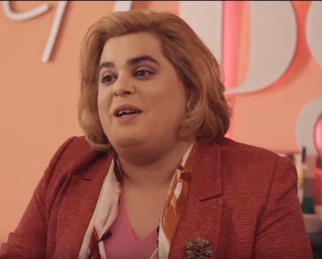 Captura del trailer de la tercera temporada de 'Paquita Salas'