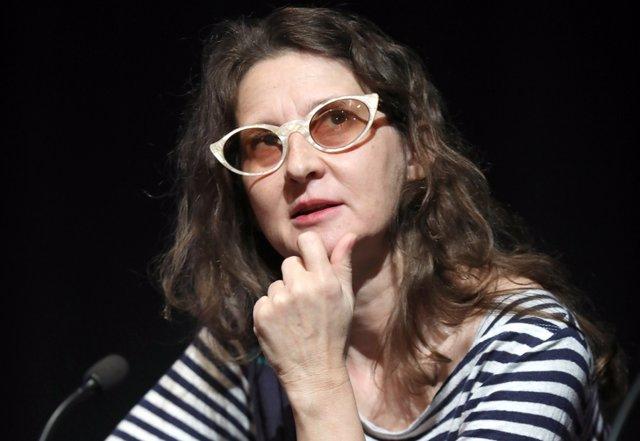 La directora argentina Lucrecia Martel