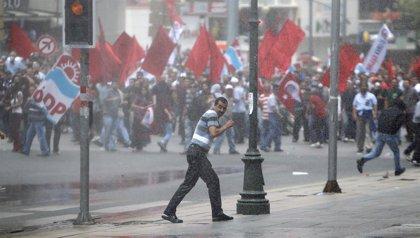 Comienza el juicio contra 16 personas acusadas de organizar las protestas del parque Gezi