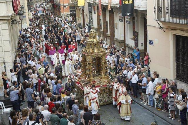 Corpus Chirsti en València