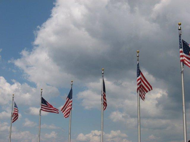 Bandera Estats Units
