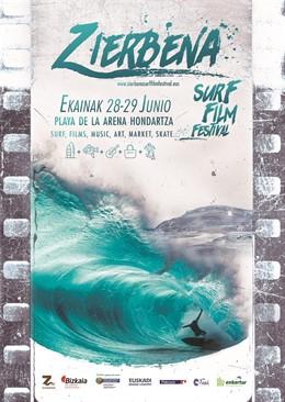 Cartle del Surf Film Festival de Zierbena
