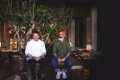 El chef Martín Berasategui inaugura uno de sus restaurantes en un nuevo hotel en Ibiza del grupo Palladium
