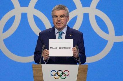 Milán y Cortina d'Ampezzo acogerán los Juegos de Invierno de 2026