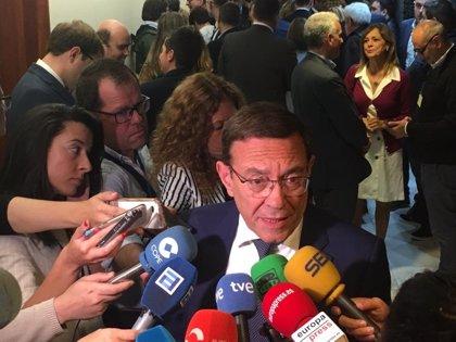 Juan Vázquez (Ciudadanos) renuncia a su acta de diputado en el Parlamento asturiano