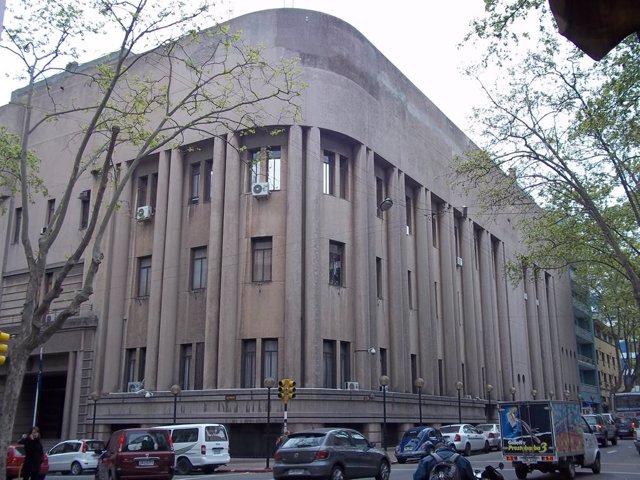 Cárcel Central de Uruguay