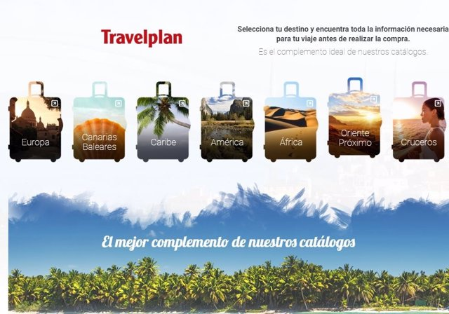 Travelplan, mayorista del grupo turístico Globalia