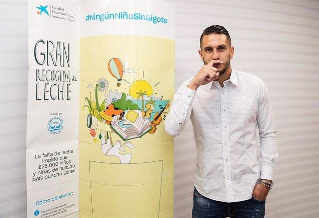 [Grupodeportes] Nota+Fotos: La Caixa Ja Ha Recollit 1,7 Milions De Litres De Llet Per a Bancs D'Aliments