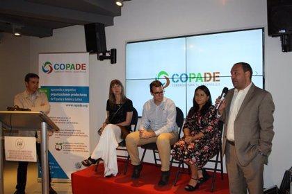 Fundación COPADE lanza una línea de productos 'bio' de comercio justo para vender en máquinas expendedoras