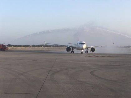 La aerolínea Swiss conectará Alicante y Ginebra con tres frecuencias semanales