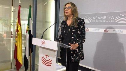 """El PP de Extremadura lamenta que una legislatura que empieza con un """"discurso depresivo"""" de Vara """"no puede acabar bien"""""""