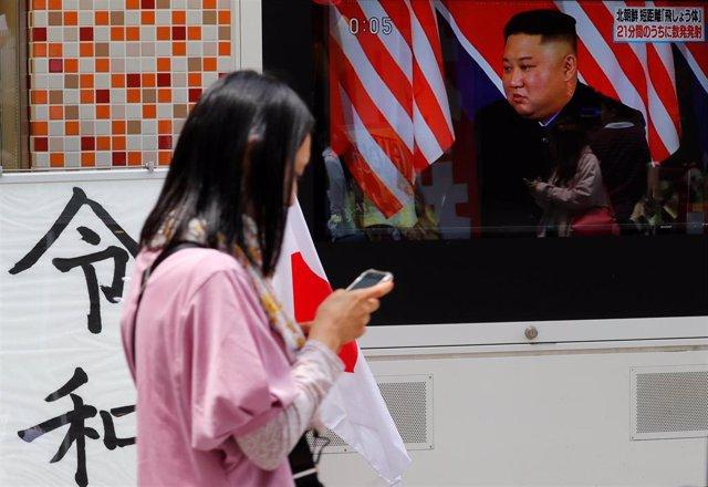 Japón reacciona a pruebas de Corea del Norte con proyectiles en el mar del Este
