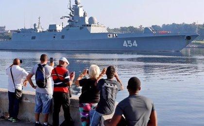 Buques de guerra rusos llegan a las costas de La Habana en medio de las tensiones diplomáticas entre Cuba y EEUU