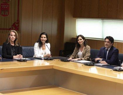 Vox rompe las negociaciones con PP en la Comunidad de Madrid al no cumplirse el acuerdo en el Ayuntamiento