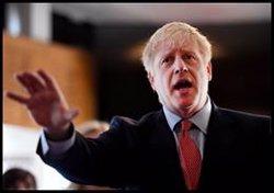 Boris Johnson assegura que està preparat perquè el Regne Unit abandoni la UE sense acord (Andrew Parsons)
