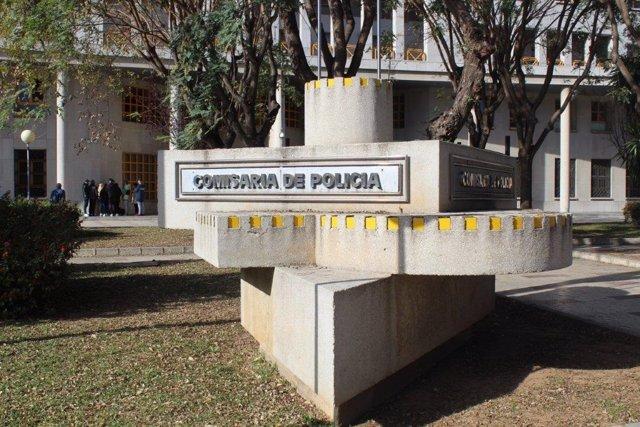 Comisaría Provincial de Málaga