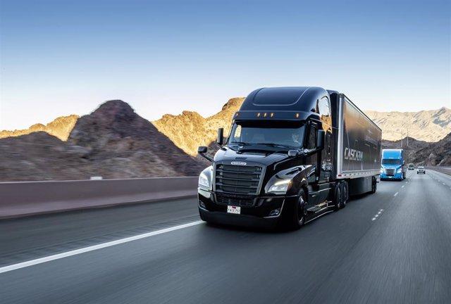 Camión de Daimler Trucks