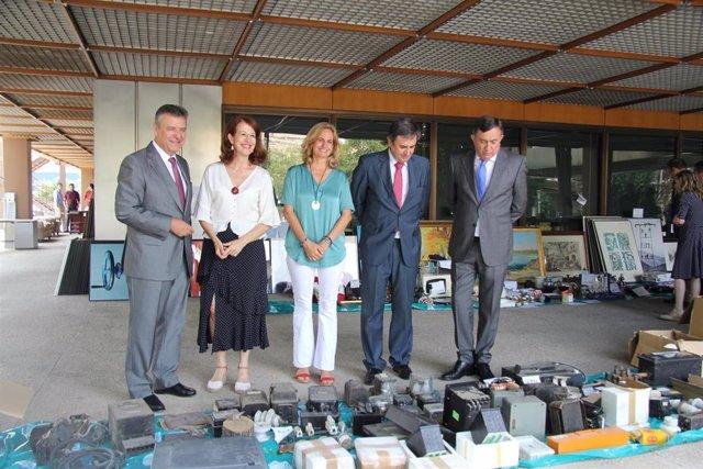 Sevilla.- II Mercadillo Solidario en la sede de Endesa en favor de la labor de la Fundación Alalá en el Polígono Sur