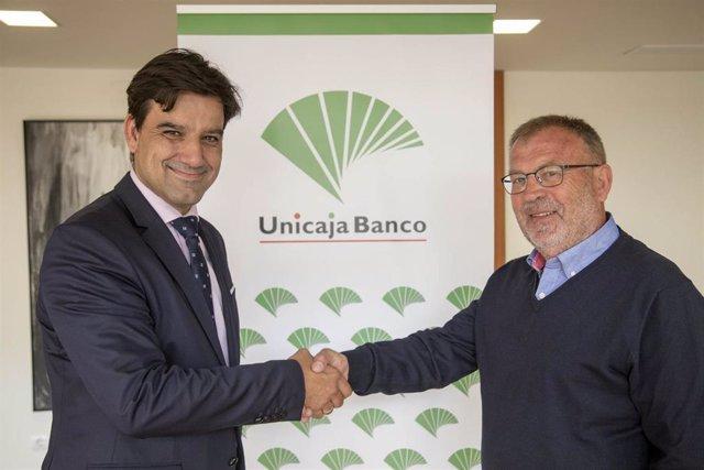Unicaja Banco financia la primera fase del Canal de La Armuña para convertir en regadío 6.600 hectáreas