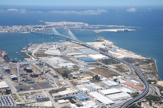 Puereto Bahía de Cádiz